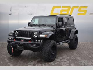 Jeep Wrangler 3,6 RUBICON 3.5in LIFT 2020! terénní benzin