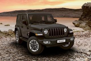 Jeep Wrangler 2,0   My21 2.0T Sahara terénní benzin