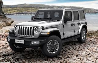 Jeep Wrangler 2,0   unlimited My21 2.0T Sahara terénní benzin