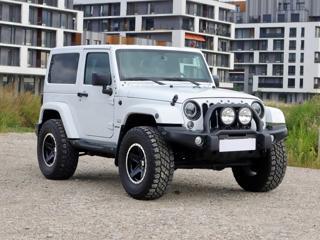 Jeep Wrangler 3.6 V6 209kW terénní benzin