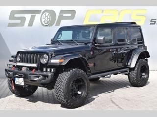 Jeep Wrangler 3.6 UNLIMITED SKYTOP LIFTED terénní benzin