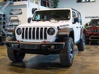 Jeep Wrangler 3,6 Rubicon Safety BlkTop terénní benzin