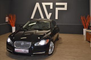 Jaguar XF 3.0D*V6*NAVI*XENONY*KŮŽE sedan nafta