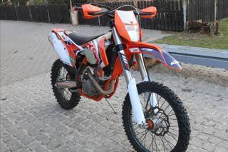Ostatní 250 EXC-F 12KW 1majitel ČR  benzin