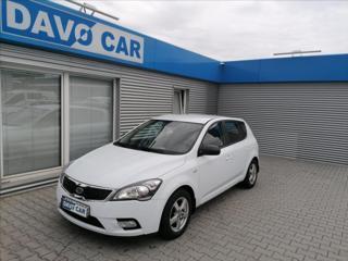 Kia Ceed 1,4 CVVT 77 kW CZ 60'000km hatchback benzin