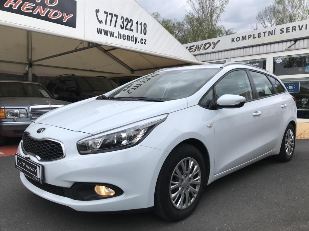 Kia Ceed 1,4 CVVT Fresh SW ČR nové kombi benzin