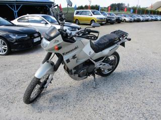 Kawasaki enduro silniční