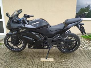 Kawasaki 24 kW silniční sportovní