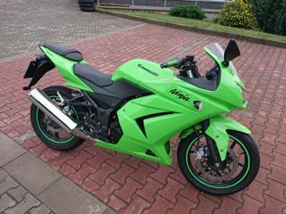 Kawasaki silniční sportovní