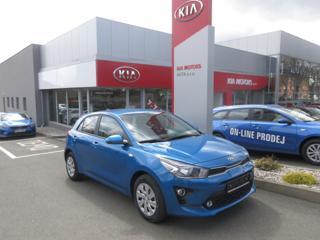 Kia Rio 1.2 Comfort hatchback benzin
