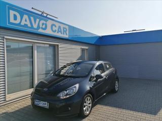 Kia Rio 1,4 CZ Automat DPH 1.Maj. hatchback benzin