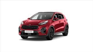 Kia Sportage 1,6 G-DI BLACK EDITION 2021 SUV benzin
