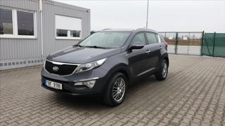 Kia Sportage 2,0 CRDi 4x4 Comfort Plus SUV nafta