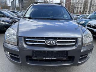 Kia Sportage 2.0i +LPG+4x4 SUV