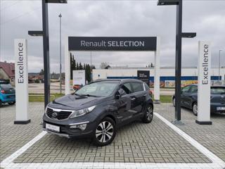 Kia Sportage 2,0 CRDi 4x4 automat  Exclusive SUV nafta