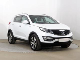 Kia Sportage 2.0 CRDi 135kW SUV nafta