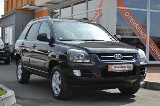 Kia Sportage 2.0i Climatronic,Výhřev sedadel SUV - 1