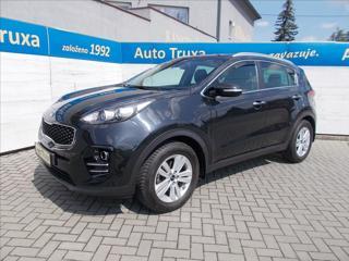 Kia Sportage 1,6 GDi 97kW STYLE 1.majitel SUV benzin