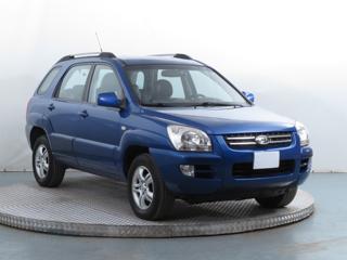 Kia Sportage 2.7 V6  129kW SUV benzin