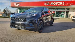 Kia Sportage 1,6 GDi Black Line (21) JBL SUV benzin