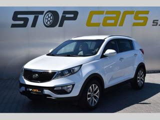 Kia Sportage 1.7 CRDi SUV nafta