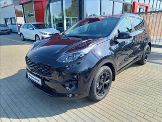 Kia Sportage 1,6 GDI GPF 4x2 BLACK EDITION (2021) SUV benzin