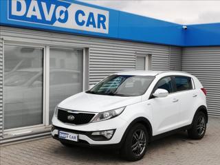 Kia Sportage 2,0 CRDI 4x4 CZ Automat SUV nafta