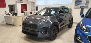 Kia Sportage 1,6 GDi Black Line (21) BUTTON SUV benzin