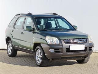 Kia Sportage 2.0 CRDi  103kW SUV nafta