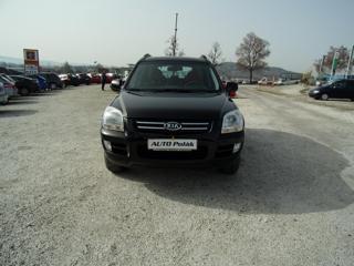 Kia Sportage 2,0 CRDI terénní