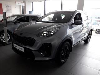 Kia Sportage 1,6 T-GDi Black Edition  4x2 terénní benzin