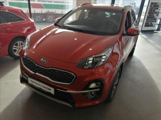 Kia Sportage 1,6 GDI Top 4X2 terénní benzin