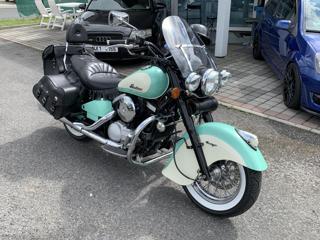 Kawasaki Indian Style chopper