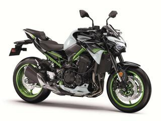 Kawasaki 2021 Euro 5 nakedbike