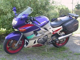 Kawasaki silniční cestovní