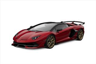 Lamborghini Aventador 6,5 SVJ Roadster/Rosso Leto/Style Pack/Sensonum  IHNED kupé benzin