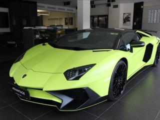 Lamborghini Aventador 6,5 Aventador SV Roadster LP750-4  IHNED kupé benzin