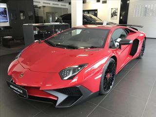 Lamborghini Aventador 6,5 SV LP 750-4  SKLADEM kupé benzin