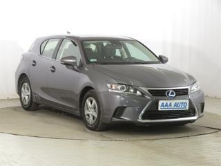 Lexus CT 200h 200h 100kW hatchback hybridní - benzin