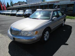 Lincoln Continental 4,6i 8V Limusine 205KW Německé dokl limuzína
