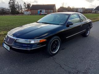 Lincoln Continental MARK VIII 4,6L TOP! limuzína