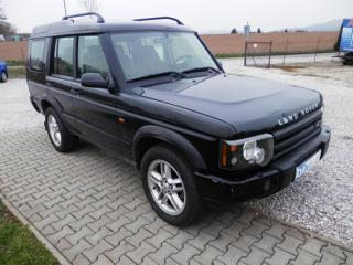 Land Rover Discovery 2.5 td5 kombi
