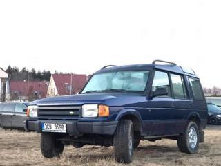 Land Rover Discovery 2.5 TDi kombi nafta