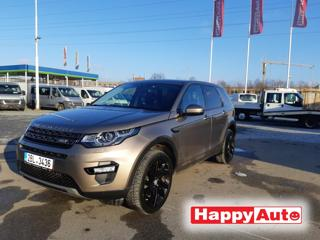Land Rover Discovery Sport 2.0 TD4 135kW SE AWD kombi