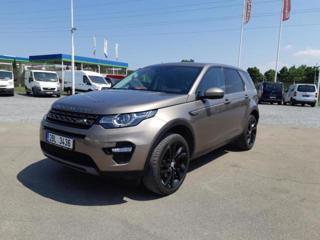Land Rover Discovery Sport 2.0 TD SE kombi nafta