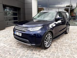 Land Rover Discovery 3,0 SDV6 HSE-1maj,ČR,Adpt.Temp SUV nafta