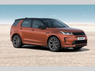 Land Rover Discovery Sport 2.0 d Dynamic SE AT SUV nafta