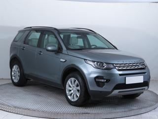 Land Rover Discovery Sport TD4 110kW SUV nafta