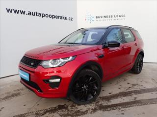 Land Rover Discovery Sport 2,0 TD4 AT9 AWD HSE Luxury 7míst SUV nafta