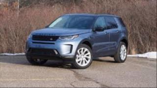 Land Rover Discovery Sport 2,0 Již brzy u nás.  D200 SE MY 21 SUV nafta
